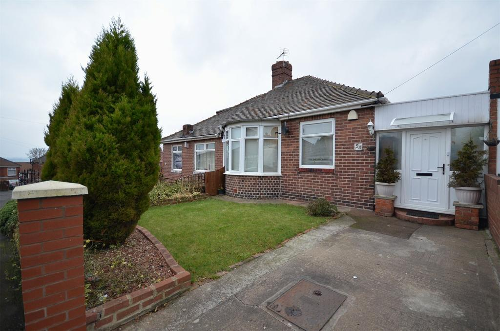 2 Bedrooms Semi Detached Bungalow for sale in Benwell