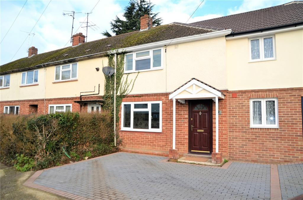 2 Bedrooms Terraced House for sale in Windsor Way, Calcot, Reading, RG31