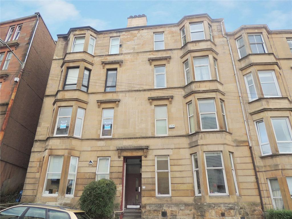 2 Bedrooms Flat for rent in Flat 1/2, 75 Oban Drive, Kelvinbridge, Glasgow, G20