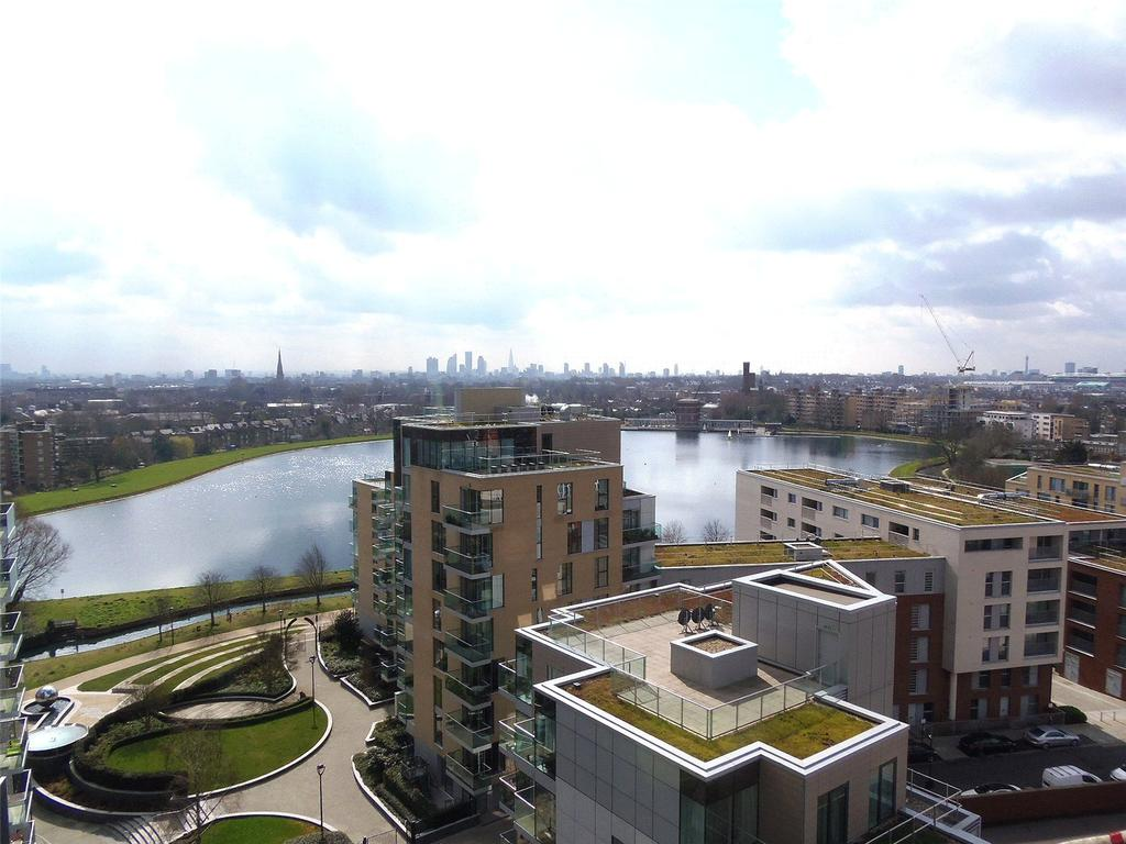 2 Bedrooms Flat for sale in Residence Tower, Woodberry Grove, London, N4