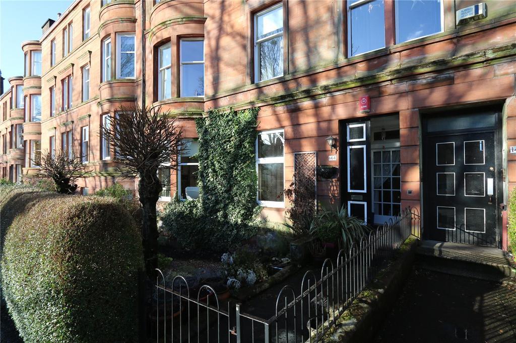 2 Bedrooms Apartment Flat for sale in Main Door, Fergus Drive, North Kelvinside, Glasgow