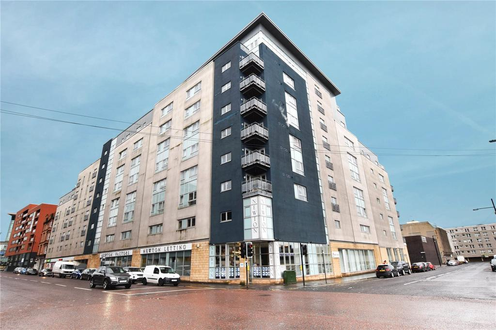 2 Bedrooms Apartment Flat for sale in 2/1, Port Dundas Road, Cowcaddens, Glasgow