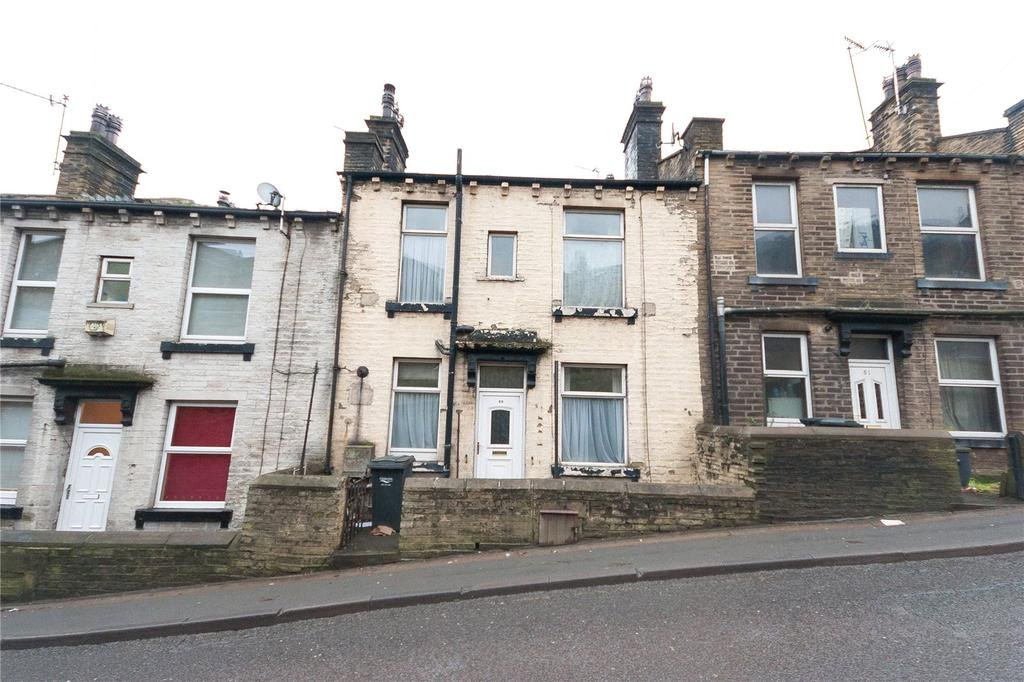 2 Bedrooms Terraced House for sale in Tuel Lane, Sowerby Bridge, West Yorkshire, HX6