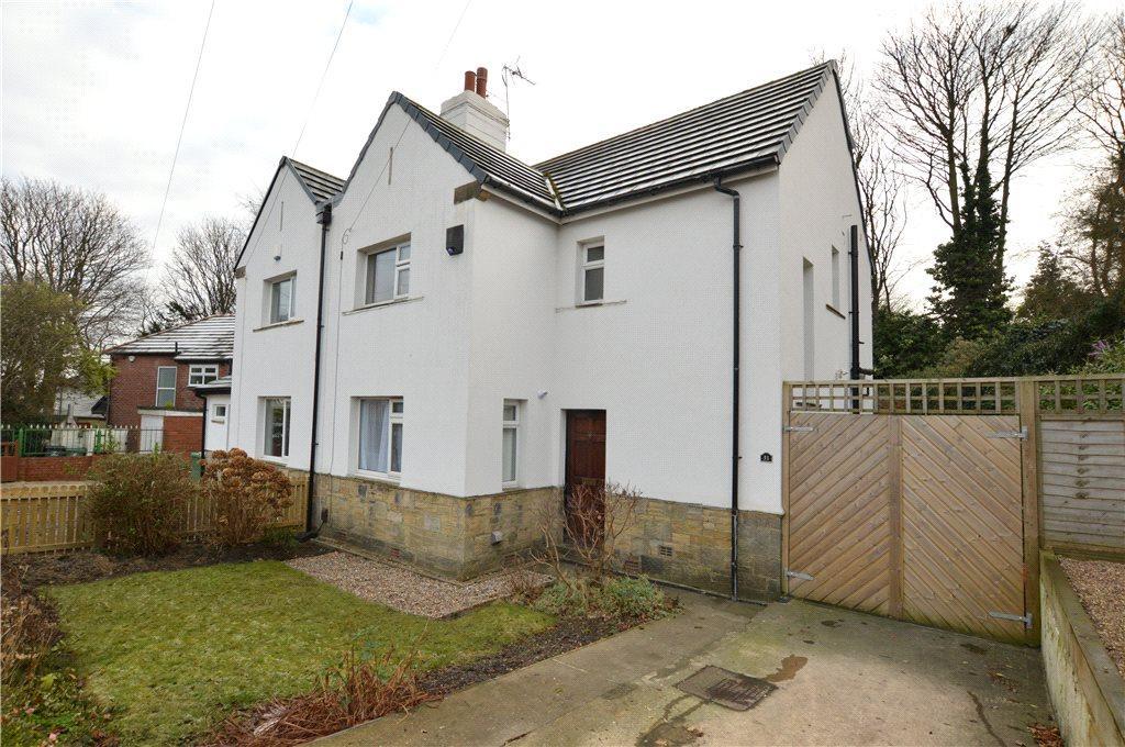 3 Bedrooms Semi Detached House for sale in Henconner Avenue, Chapel Allerton, Leeds