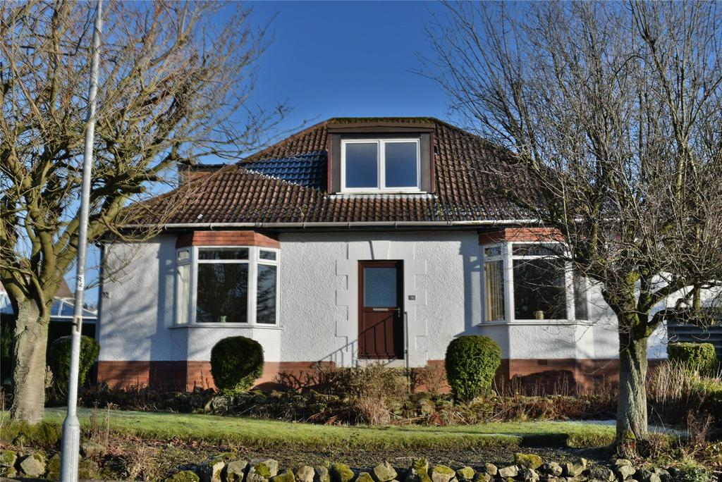 4 Bedrooms Detached Bungalow for sale in Thomson Drive, Bearsden, Glasgow
