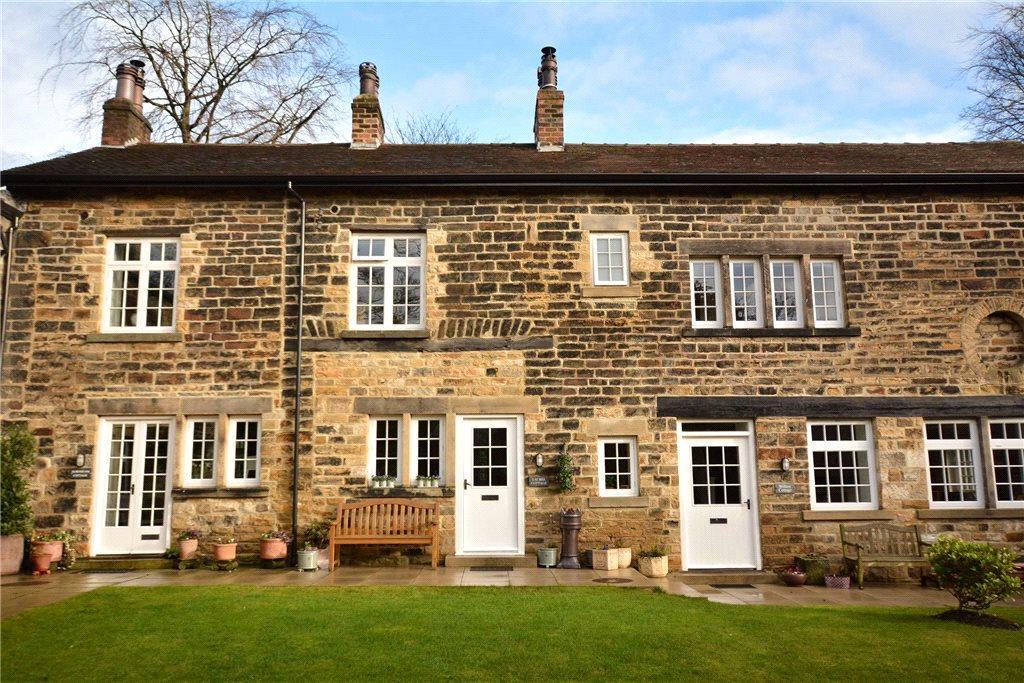 2 Bedrooms Terraced House for sale in Laurel Cottage, Corson Court, Shire Oak Road, Leeds, West Yorkshire