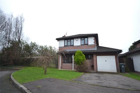 4 bedroom detached house for sale - Cleddau Close, St. Mellons, Cardiff, CF3