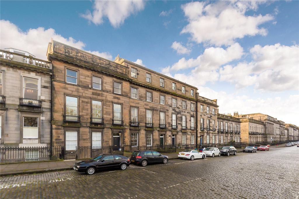 2 Bedrooms Apartment Flat for sale in Carlton Terrace, Edinburgh