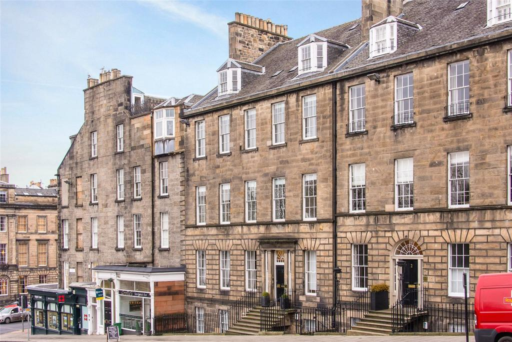 3 Bedrooms Apartment Flat for sale in North Charlotte Street, Edinburgh, Midlothian
