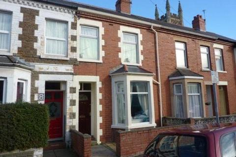 4 bedroom terraced house to rent - Angus Street, Roath, CF24