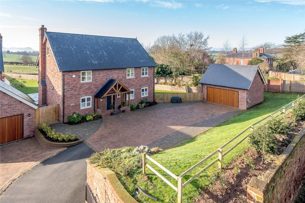 6 Bedrooms Detached House for sale in Big Walls, Ruyton Xi Towns, Shrewsbury