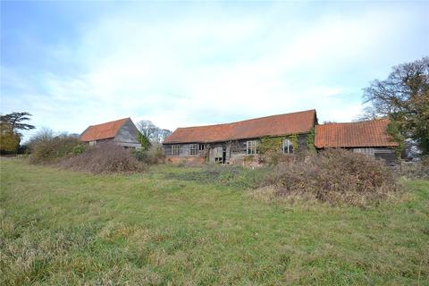 3 bedroom property with land for sale - Church Road, Twinstead, Sudbury, Suffolk