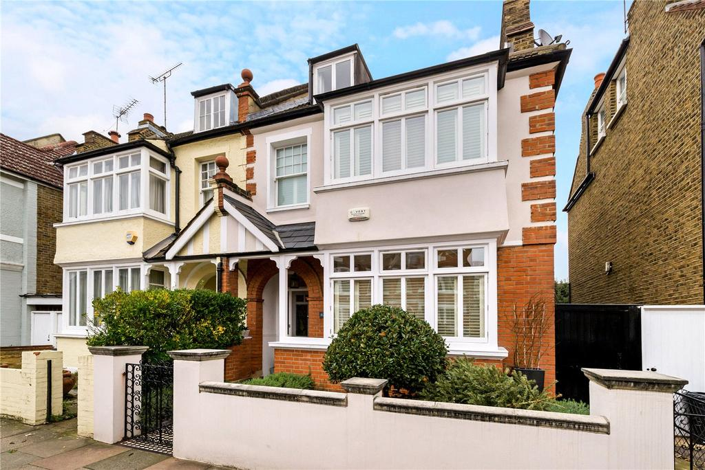 6 Bedrooms Semi Detached House for sale in Clarendon Drive, Putney, London, SW15