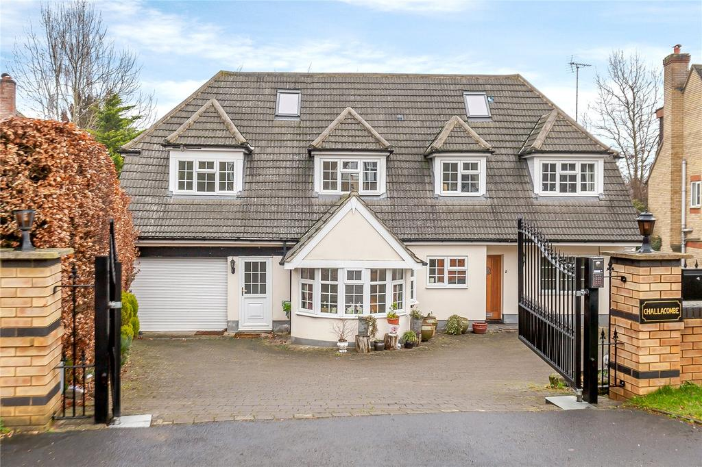 6 Bedrooms Detached House for sale in Chess Way, Chorleywood, Rickmansworth, Hertfordshire, WD3