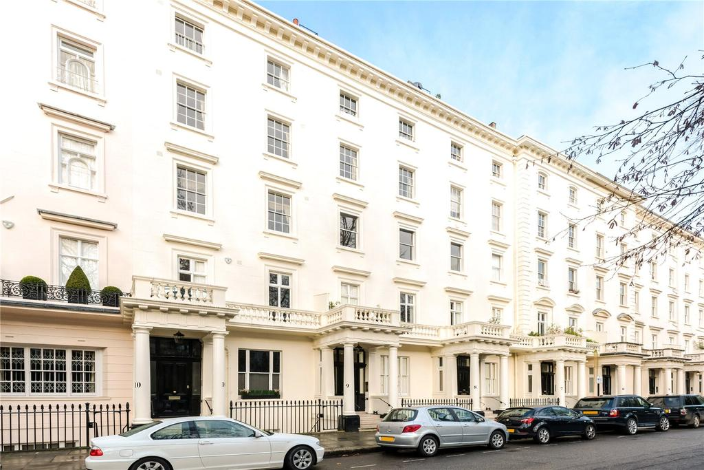 4 Bedrooms Flat for sale in Warwick Square, Pimlico, London, SW1V