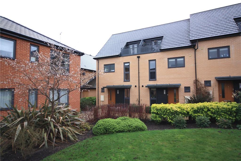 3 Bedrooms End Of Terrace House for sale in Neath Farm Court, Cherry Hinton, Cambridge, CB1