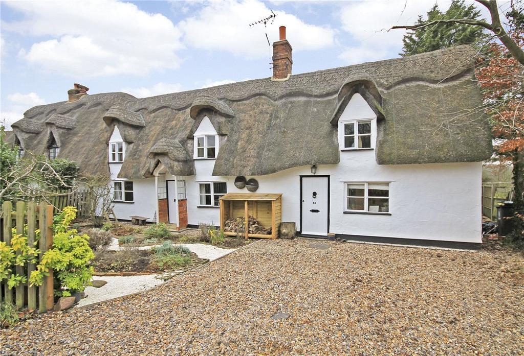 3 Bedrooms Semi Detached House for sale in Chapel Road, Weston Colville, Cambridge, CB21