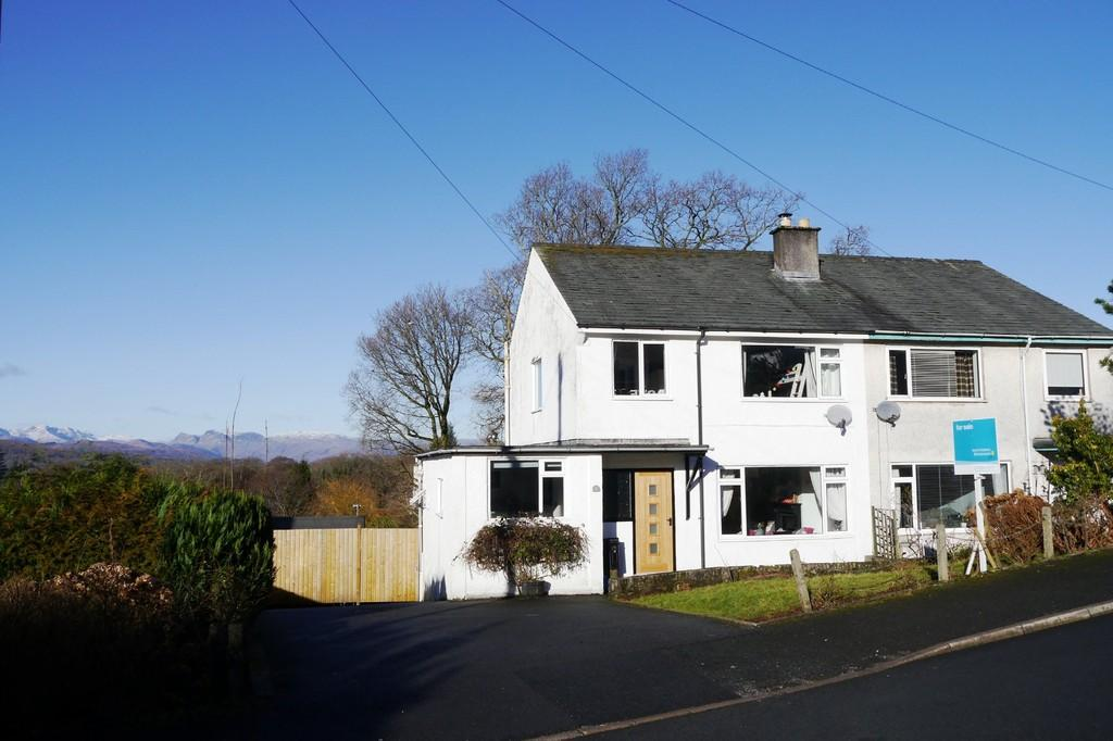 4 Bedrooms Semi Detached House for sale in 7 Meadow Road, Windermere. LA23 2EU