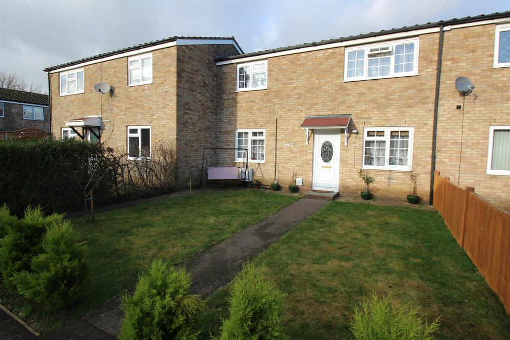 4 Bedrooms Terraced House for sale in Canterbury Way, Stevenage, SG1 4EF