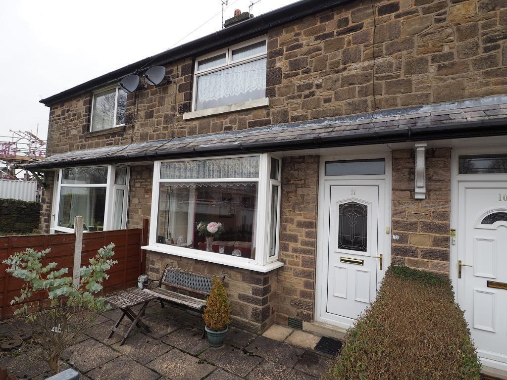 2 Bedrooms Terraced House for sale in Arden Estate, New Mills, High Peak, Derbyshire, SK22 4PH