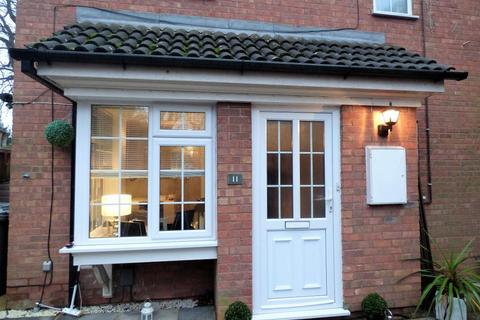 1 bedroom cluster house to rent - Kelling Close, Luton, LU2 7ET