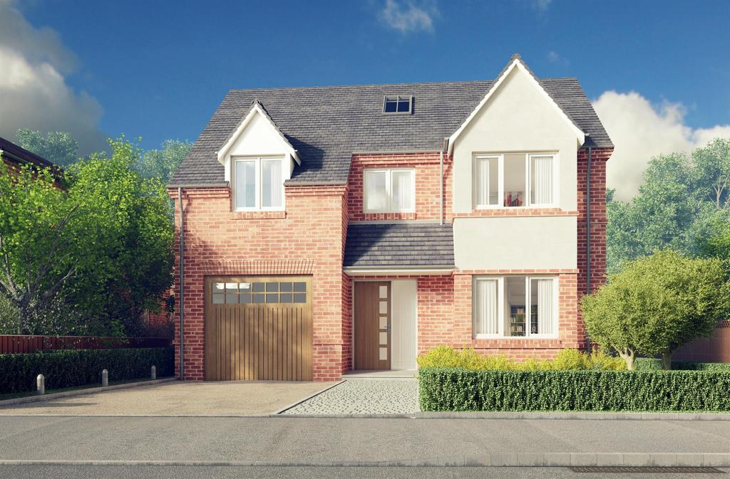 5 Bedrooms Detached House for sale in Tilehouse Green Lane, Knowle, Solihull, B93 9EJ