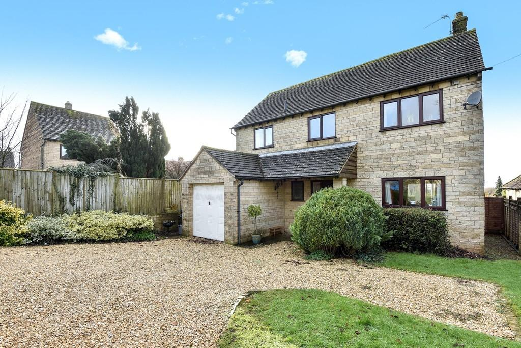 4 Bedrooms Detached House for sale in Eastcombe, Stroud