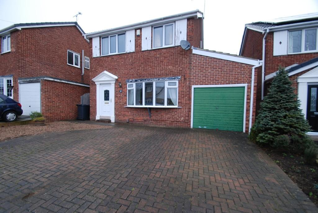 3 Bedrooms Detached House for sale in Kexbro Drive, Darton S75
