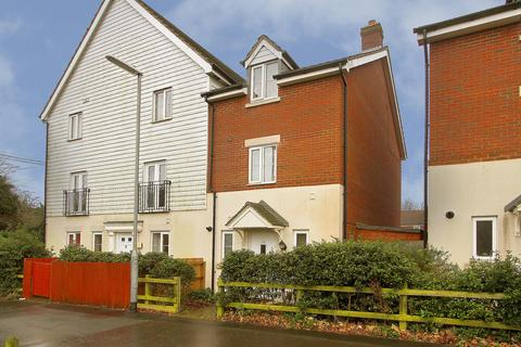 3 bedroom end of terrace house for sale - Whistlefish Court, Norwich