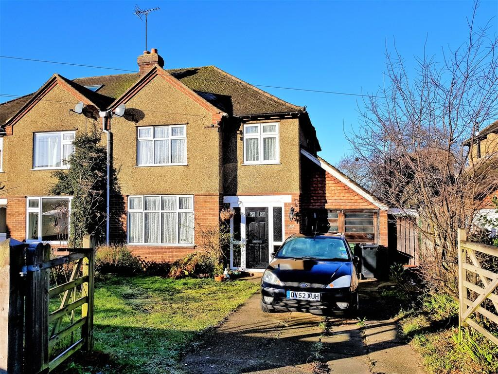 3 Bedrooms Semi Detached House for sale in Allington Way, Maidstone