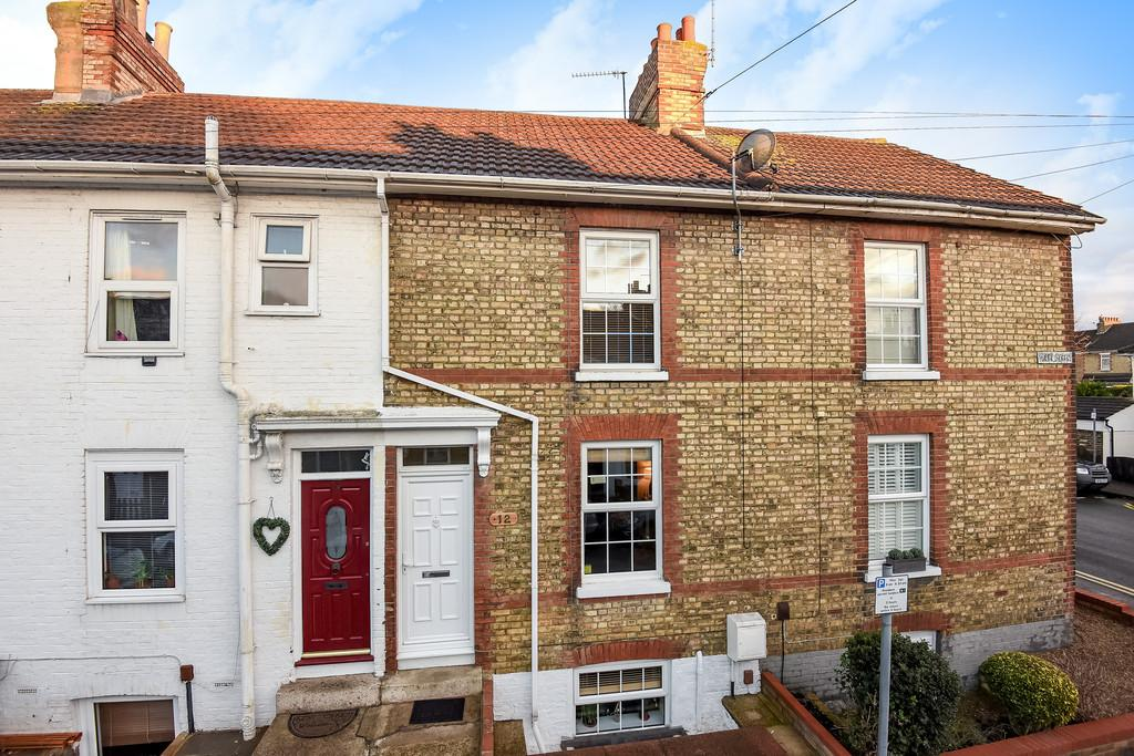 2 Bedrooms Terraced House for sale in Maidstone, Kent