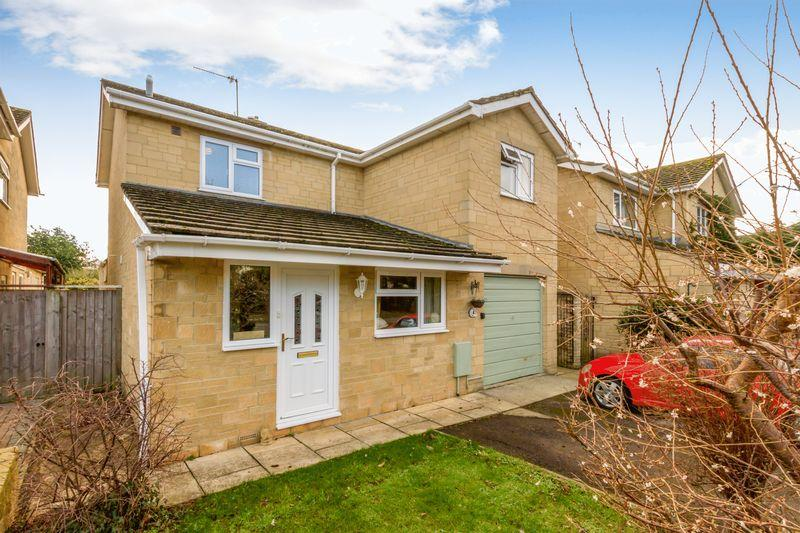4 Bedrooms Detached House for sale in The Pieces, Bampton