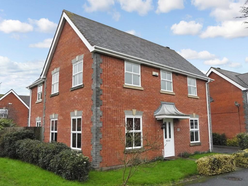 4 Bedrooms Detached House for sale in Paddock Close, Bidford-On-Avon