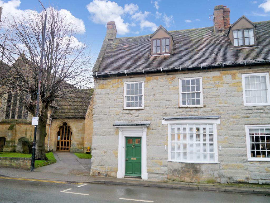 3 Bedrooms End Of Terrace House for sale in Church Street, Shipston-On-Stour