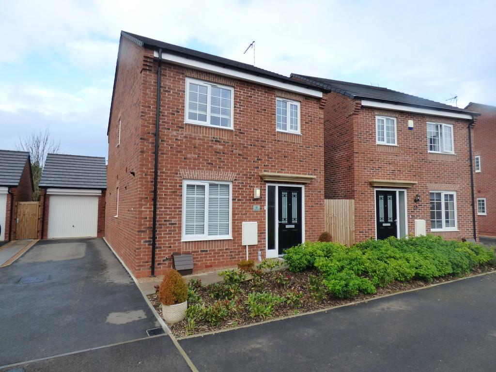3 Bedrooms Detached House for sale in Twigger Drive, Barford
