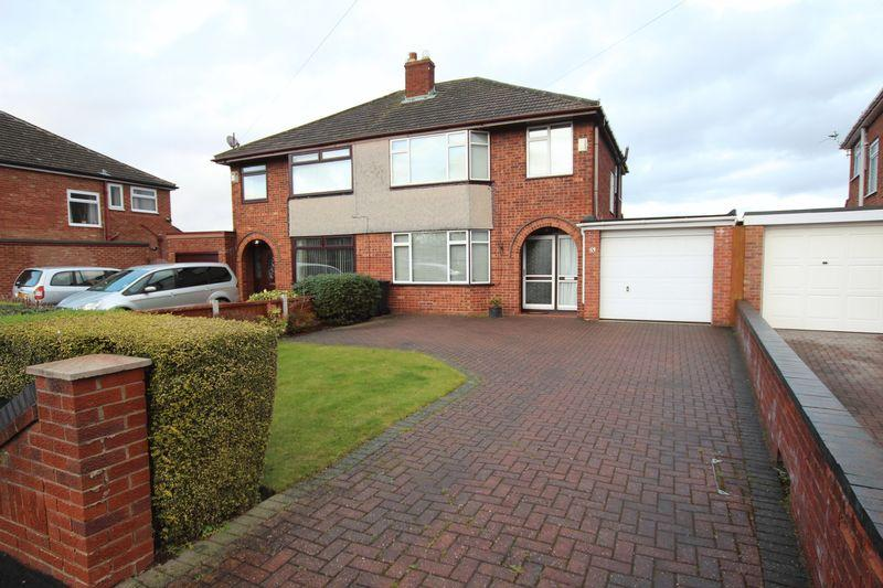 3 Bedrooms Semi Detached House for sale in Eddisbury Road, Whitby