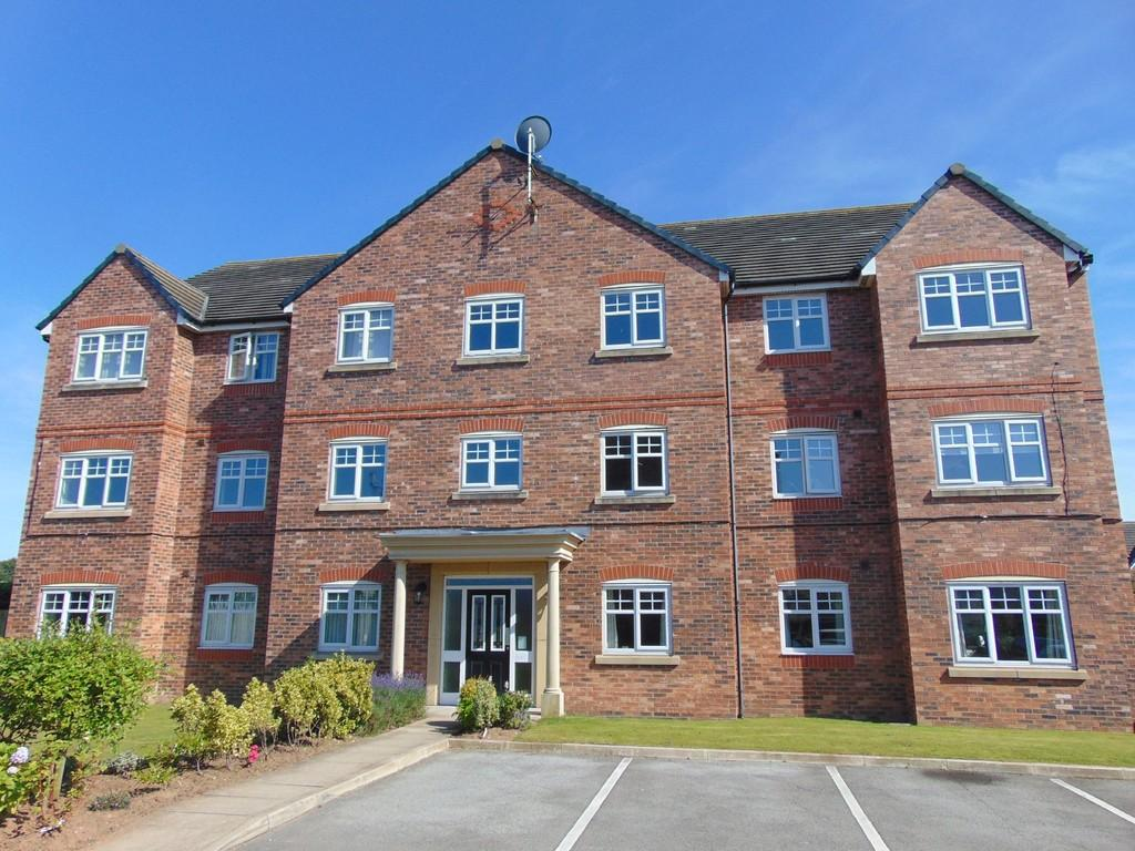 2 Bedrooms Ground Flat for sale in Marymount Close, Wallasey