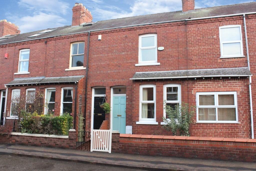 2 Bedrooms Terraced House for sale in 119 Albermarle Road York YO23 1EP