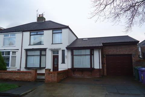 3 bedroom semi-detached house to rent - Langford Road, Liverpool