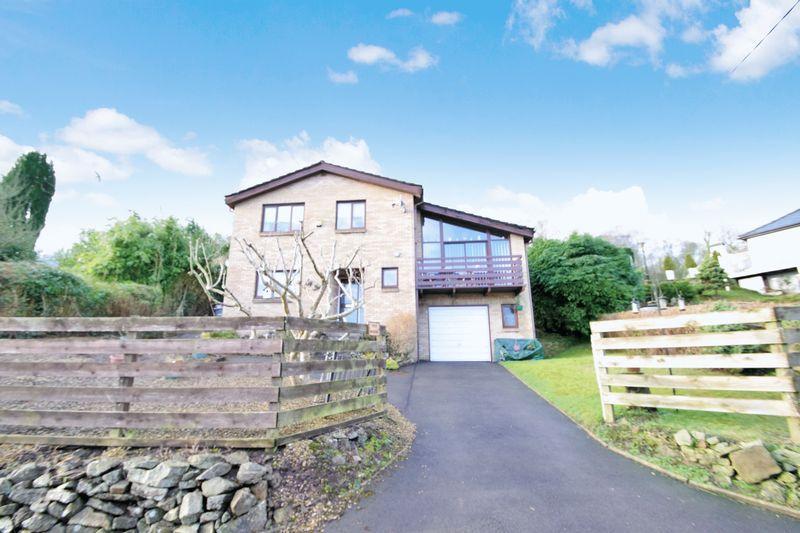 4 Bedrooms Detached House for sale in Tram Road, Upper Cwmbran, Torfaen