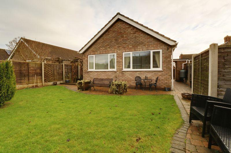 3 Bedrooms Detached Bungalow for sale in Leaburn Road, Messingham