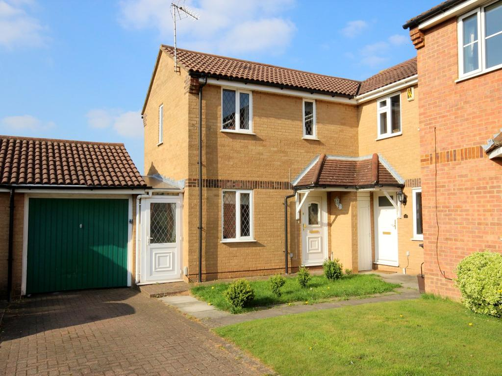 3 Bedrooms End Of Terrace House for sale in St Albans Close, Flitwick, MK45