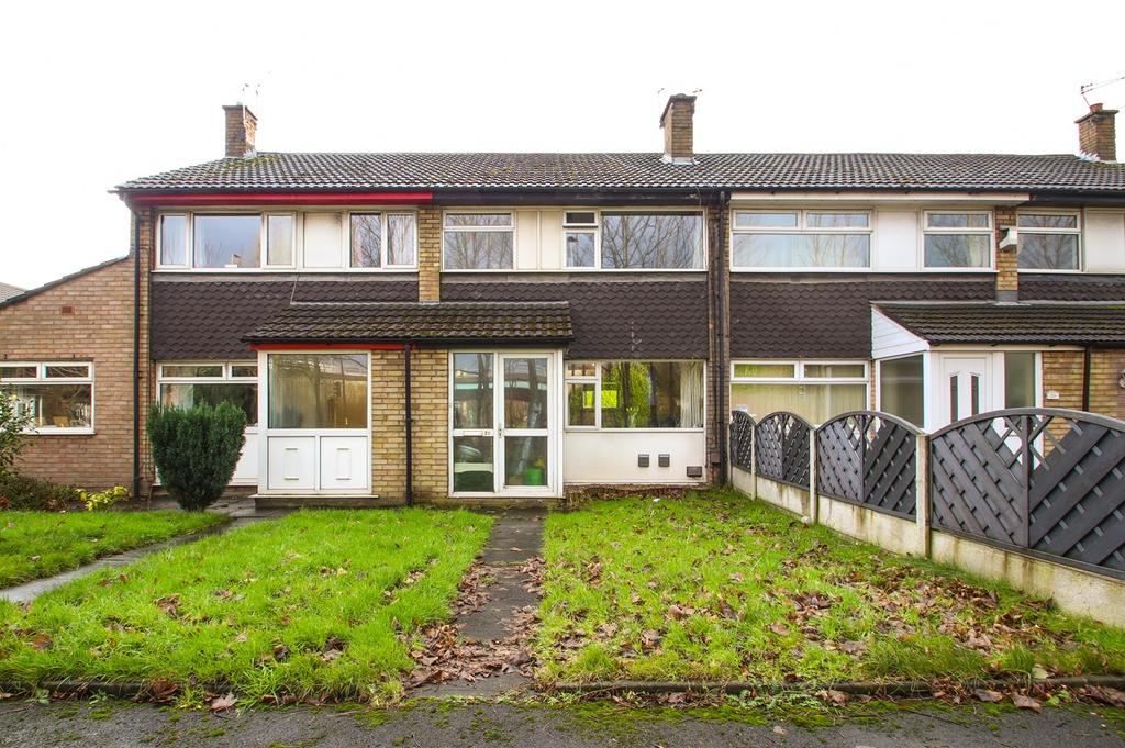 3 Bedrooms Terraced House for sale in Stroma Gardens, Davyhulme, Manchester, M41