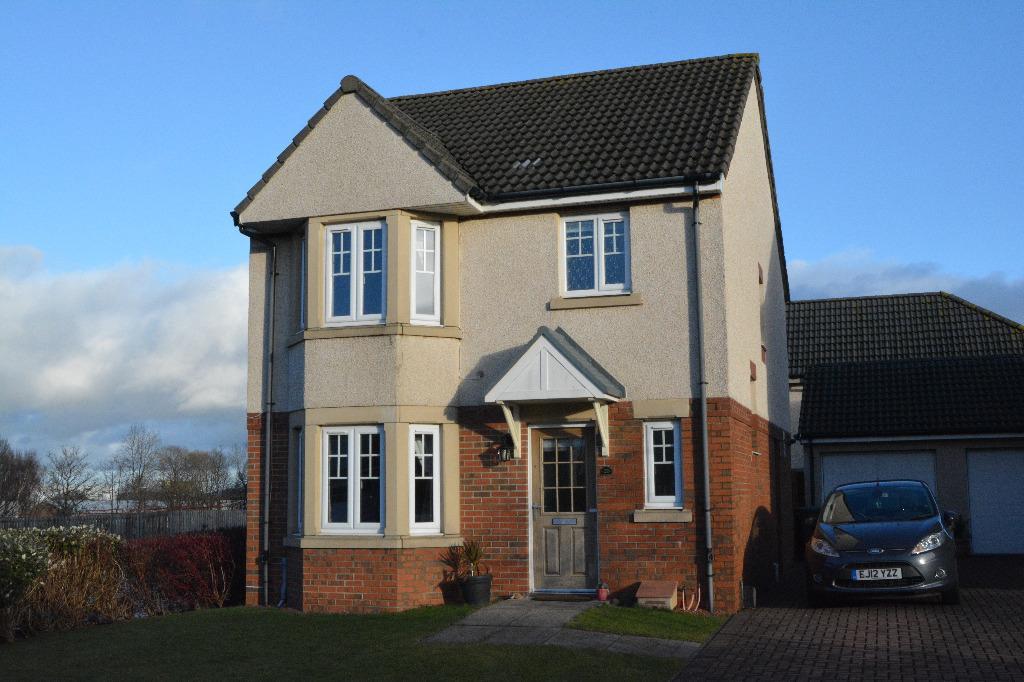 3 Bedrooms Detached House for sale in McDonald Crescent, Falkirk, Falkirk, FK2 9FL