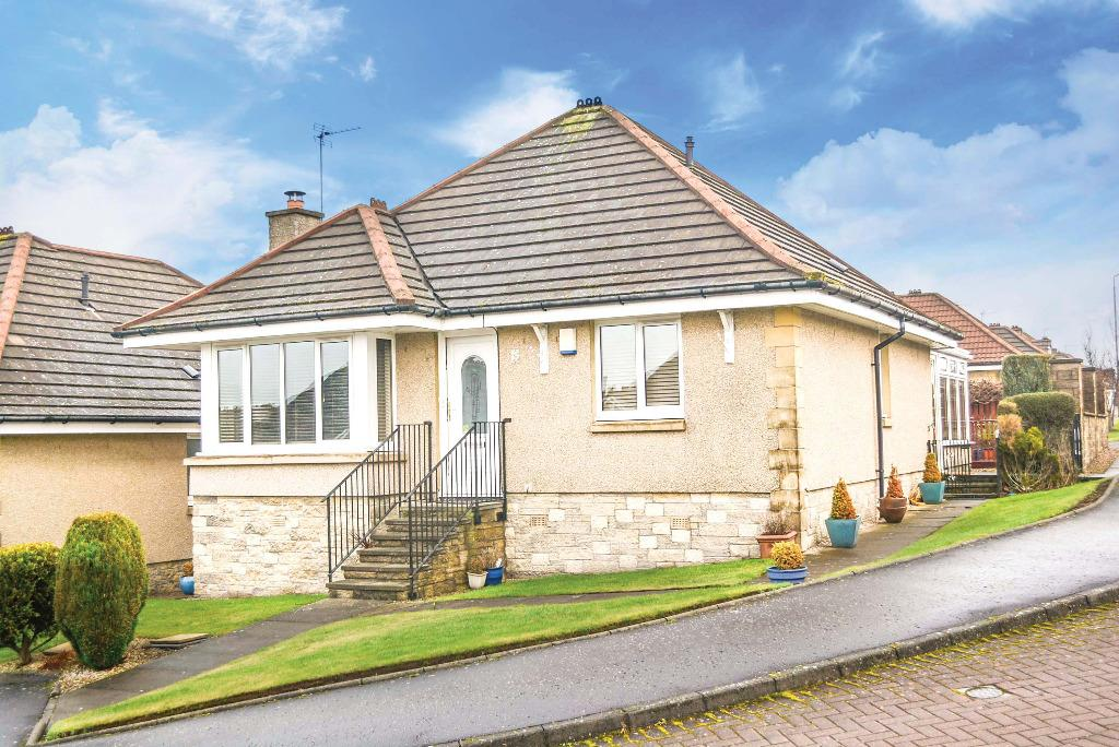 3 Bedrooms Bungalow for sale in Keirfold Avenue , Tullibody, Stirling, FK10 3BE