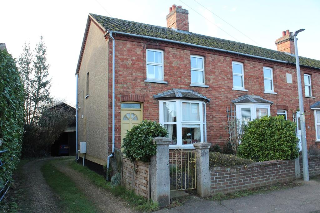 2 Bedrooms End Of Terrace House for sale in Newtown, Potton, Sandy, SG19