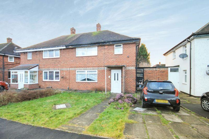 3 Bedrooms Semi Detached House for sale in ANTHONY CRESCENT, ALVASTON