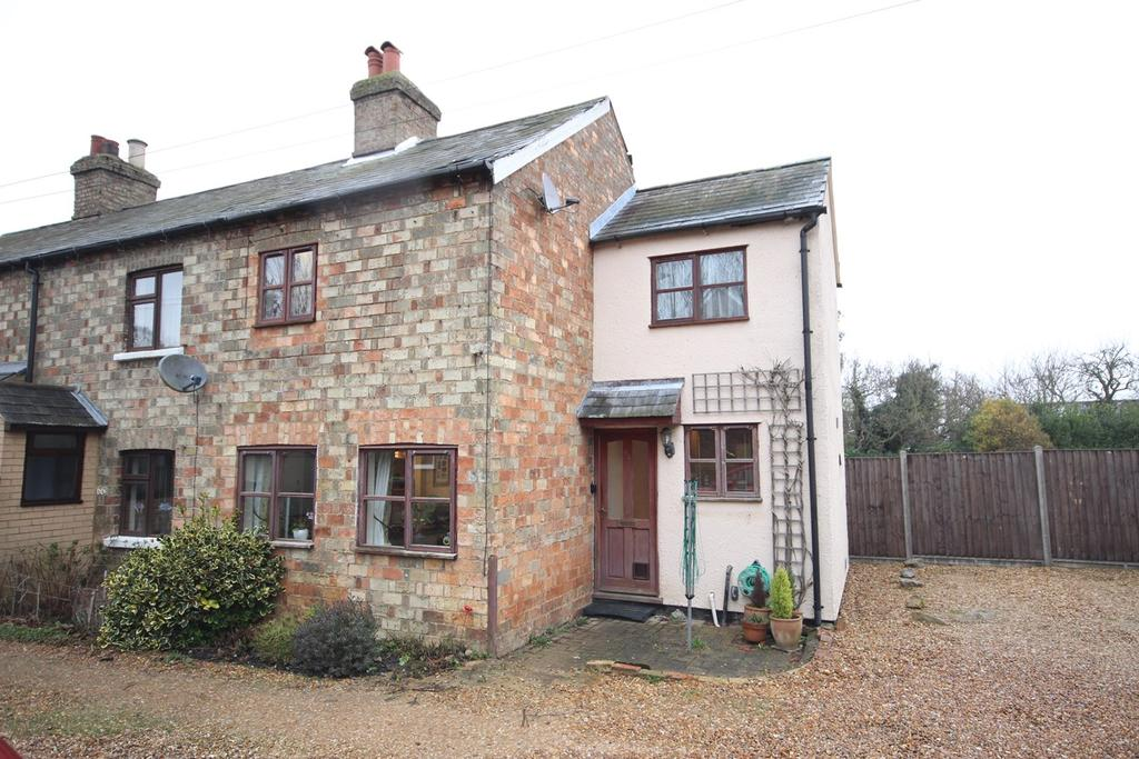2 Bedrooms Cottage House for sale in Silver End Road, Haynes , MK45
