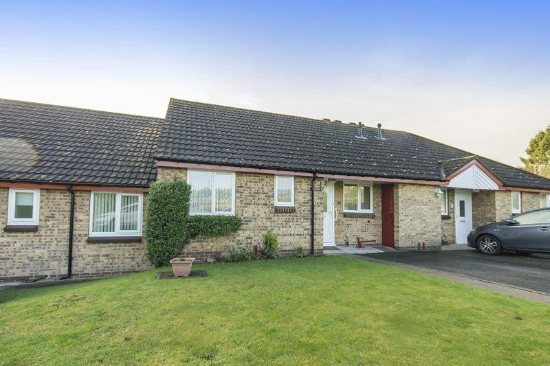 2 Bedrooms Bungalow for sale in Thorpelands Drive, Derby