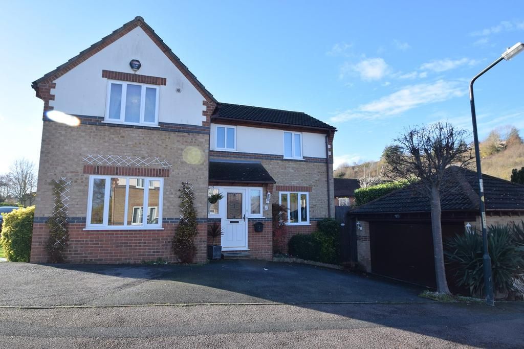 4 Bedrooms Detached House for sale in Redwing Road, Chatham, ME5